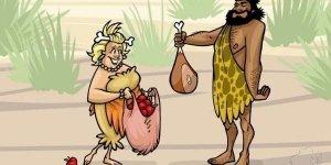 تهاتر یا مبادله کالابهکالا از زمان اجداد اولیه ما مرسوم بوده است.